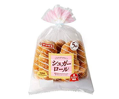 ヤマザキ シュガーロール 5個入り×6個 山崎製パン横浜工場製造