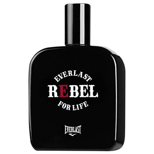 Perfume Rebel - Everlast - Eau de Cologne Everlast Masculino Eau de Cologne