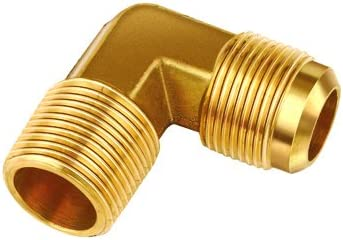 Max Max 45% OFF 82% OFF Parker Hannifin Corp. - Brass Division E16B 8FLX1 3 4M ELL FLARE
