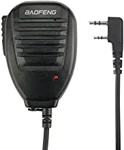 Baofeng BF-S112 Two Way Radio Speaker,Black