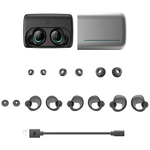 BRAGI完全ワイヤレスインテリジェントイヤホンTheDashProオーディオプレーヤー(4GB)/アクティビティトラッキング機能Bluetooth/防水マイク[国内正規品]