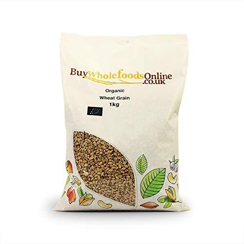 Organic Wheat Grain 1kg (Buy Whole Foods Online Ltd.)
