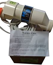 Hayward GLX-CELL-15-25 25-Feet Cable Turbo Cell Replacement for Hayward AQR Goldline Aqua Rite Salt Chlorine Generators