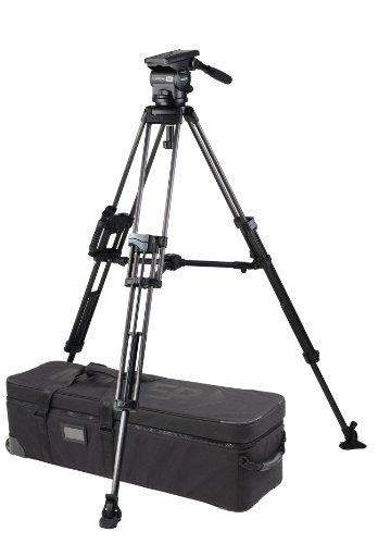 Miller 1726 Arrow 55 ENG CF Tripod (Black)