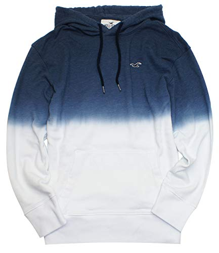 Hollister Men's Must-Have Collection Lightweight Terry Hoodie HOM-11 (XX-Large, 1071-208)