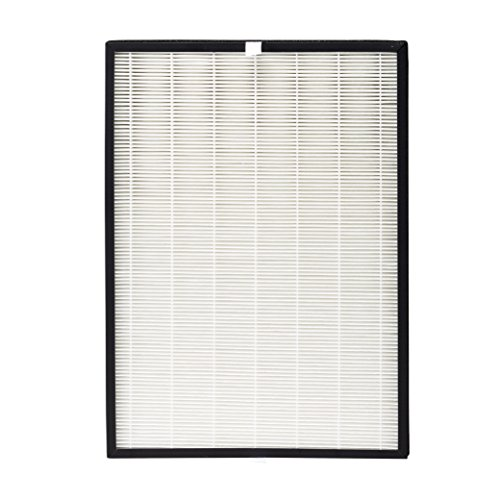 Aprilaire Allergy True HEPA Air Purifier Replacement Filter for Aprilaire Room Air Purifier Model 9550 Removes Allergens, Viruses, & Odors, Ozone Free (RF09550A)