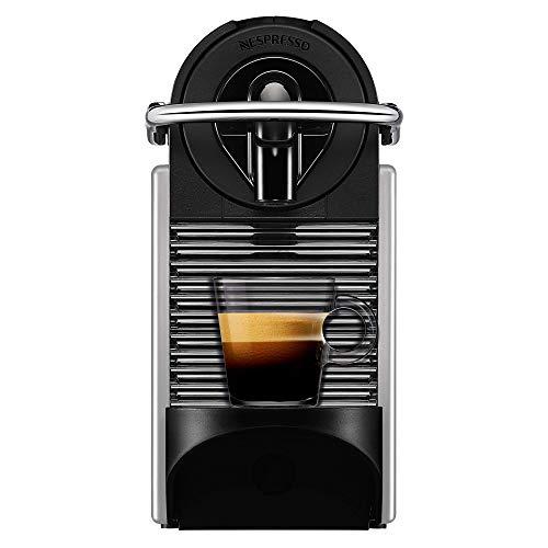 Nespresso Pixie 220V,Máquina de Café , Prata