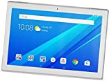 Lenovo TAB4 10 - Tablet de 10.1' IPS/HD (Procesador Qualcomm Snapdragon 425, RAM de 2 GB, memoria interna de 16GB, Android 7.0, Bluetooth 4.0 + Wifi) color blanco