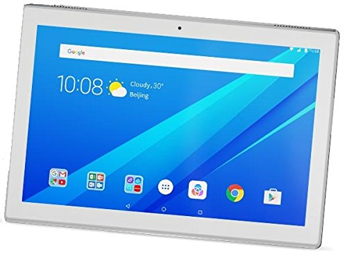 "Lenovo TAB4 - Tablet de 8"" HD/IPS (Qualcomm Snapdragon 425, 2 GB de RAM, 16 GB de eMCP, Android 7.1.1, Wifi + Bluetooth 4.0), Color blanco"