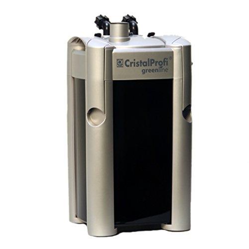 JBL 60211 Außenfilter für Aquarien von 90 – 300 Litern, CristalProfi e 901 greenline - 2