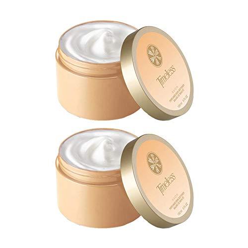 Avon Timeless Perfumed Cream Skin Softener Moisturizer Smooth 150ml/5oz (2-Pack)