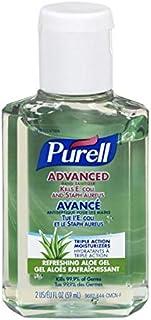 Purell Advanced Hand Sanitizer Refreshing Aloe gel pump- 59 ml (Canadian Packaging)