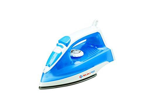 Bajaj Majesty MX4 1250-Watt Steam Iron (Blue/White)