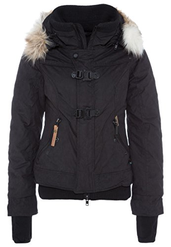 khujo Ashley Winterjacke 1091JK143-200 (Black) Gr. S