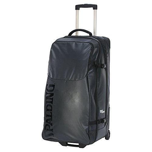 Spalding Premium Xl koffer, 60 cm, 100 liter, zwart (Negro)