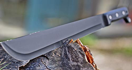 Nick and Ben Machete Busch-Messer Bolo-Machete Jungle-Machete Outdoor-Machete 55cm