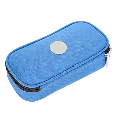 Insulinbeutel Kühltasche Langlebig für Reisen Travel(blue)