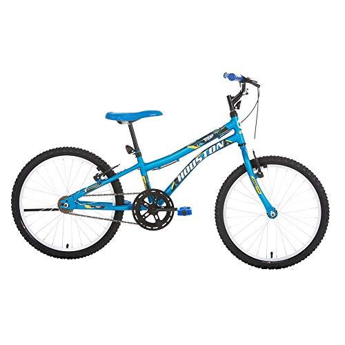 Bicicleta Aro 20 Trup Houston Trup Azul Fosco