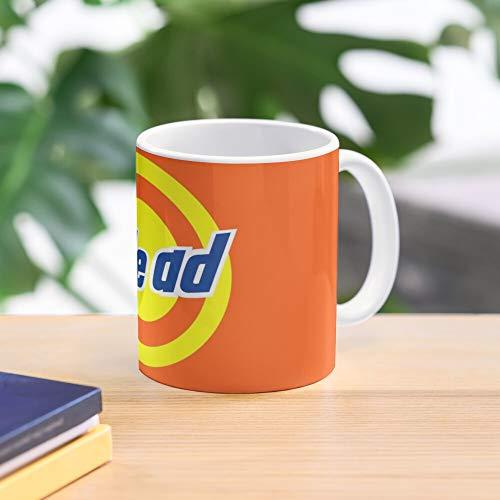 Ad Cute Detergent Tv Parody Commercial Football Funny Miglior Caffè Regalo 11 Oz