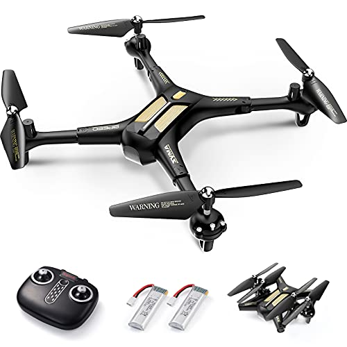 SYMA X600 Foldable Drone with Altitude Hold and Headless Mode for Adults without Camera, RC Quadcopter with One-key Start, Speed Adjustment and 3D Flip for Kids Beginners, Easy to Fly