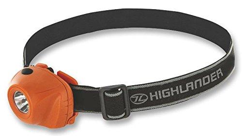 Highlander tor163 leadlmap Faisceau 1 W [Pack taille : 2] (marque certifié)