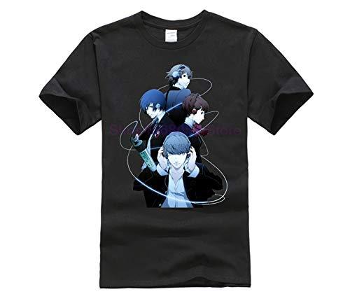 GHGJH Shin Megami Tensei Persona 4 T Shirt