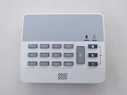 Funk Tastatur SL1620/EVVA 1620 f. Alarmanlage A-100