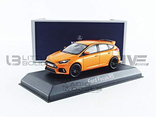 Norev 270566 Ford Focus RS 2018 Orange metallic