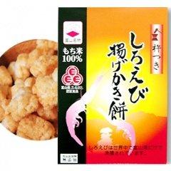 米田 しろえび揚げかき餅 4箱