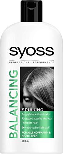 Syoss Spülung Balancing, 6er Pack(6 x 500 ml)