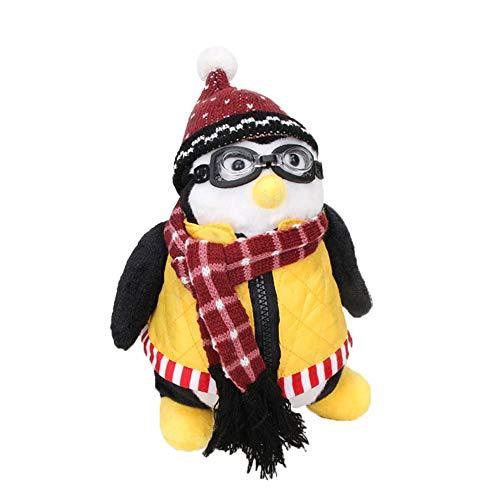 Steeler 18.5inch Hugsy Plüschtier Hug Penguin Joeys Freunde Rachel gefüllte Puppe Frauen Erwachsene Kinder Geburtstag Pillow
