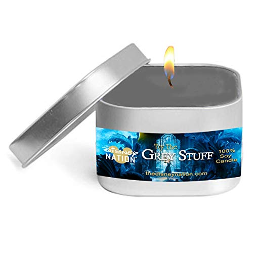 Try the Grey Stuff - Be Our Guest, It's Delicious Disney Parks Scented Candle - 8 oz 100% Soy Wax Candles