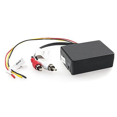Aktivsystem-Adapter für Mercedes und Porsche mit Most-Bus und Verstärker-System z.B. Harman-Kardon/Bose (2005-2012)