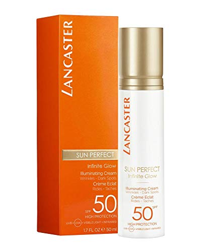 Lancaster 57949 Sun Control Relauch-Illuminating Cream, SPF 50, 50 ml