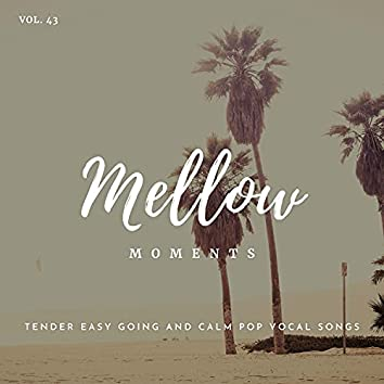 Mellow Moments - Tender Easy Going And Calm Pop Vocal Songs, Vol. 43