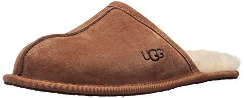 UGG Men's Scuff Slipper, Chestnut, 9 US/9 M US