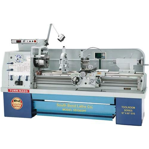 Why Should You Buy South Bend SB1060PF EVS Lathe with DRO, 18-Inch by 60-Inch
