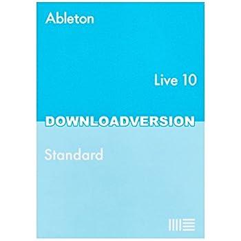 Ableton Live10 Standard 通常版 エイブルトン