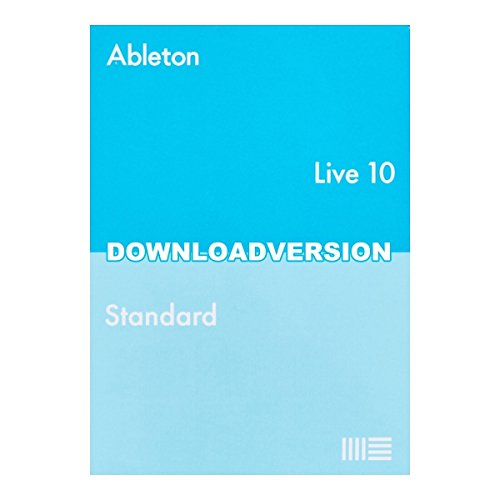 Ableton Live 10 Standard (Download) | Studio-Sequenzer-Software | DAW | NEU