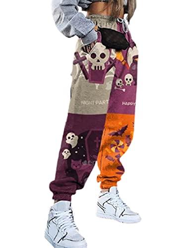 DeuYeng Pantalones deportivos unisex de cintura alta, para yoga, deportes, gimnasio, atlético, correr, para mujeres y hombres, Estilo 3, S