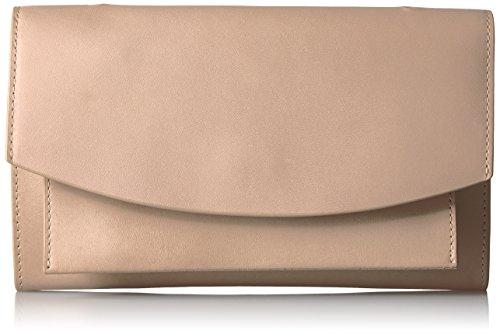 Skagen Eryka Chain Wallet Mini Bag Beige Wallet
