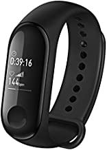 Xiaomi Mi Sport Band 3 Wristband with OLED Screen and Heart Rate Monitor, International Version (Mi band 3)