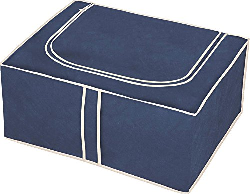 Alphaitalia 50200 - Contenitore flessibile per coperte, 60x 46x 26cm