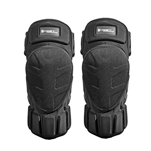 Motorcycle Knee,MTB Knee Pads for Men,Adjustable Pads,for Motorcycles,Cross-Country Motorcycles,Bicycles,Mountain Bikes