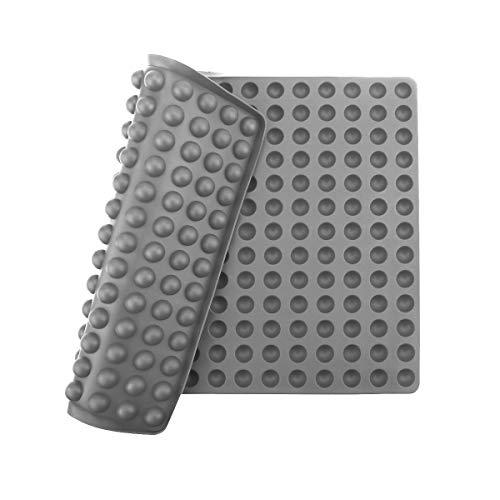 Aspiree Estera para hornear de silicona con estructura Nubby Recubrimiento antiadherente Hoja...