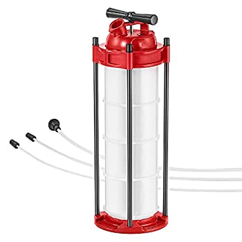 Aain A037 Fluid Extractor Pump 7.5 liter Oil Extractor Pump Replace Oil Transmission Coolant Easy-to-Use Hand Pump