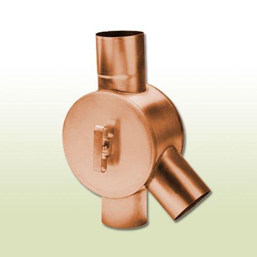 Kupfer Wasserverteiler /-umleiter DN 100