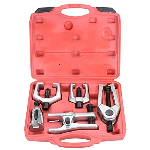 JYDQM 5pcs / Conjunto de Bola Splitter Brazo Ball Ball Descargador Puller Ball Splitter Pull Rod Remover Herramienta de reparación de automóviles