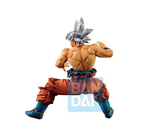 Banpresto -BP16417 Dragon Ball, Aktion, Figur Son Goku Ultra Instinkt, Farbe (Bandai BP16417)