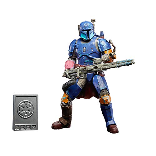 Hasbro Star Wars Star_Wars SW BL Mando, No Color, F1182